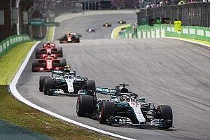 """Verstappen : Plus facile pour Hamilton avec un équipier """"pas si rapide"""""""