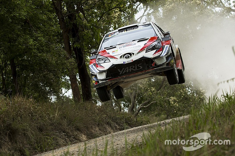 "Tanak avoiding ""unnecessary risks"" in WRC title chase"
