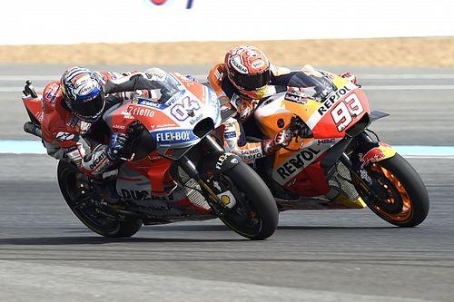 Dovizioso: Ducati seria estúpida se não considerar Márquez