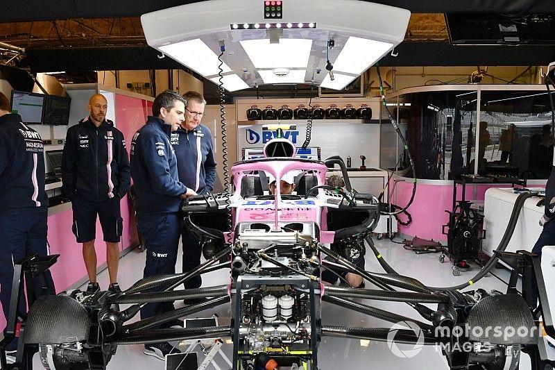 Sergio Pérez pide que el departamento de aerodinámica se refuerce en Force India