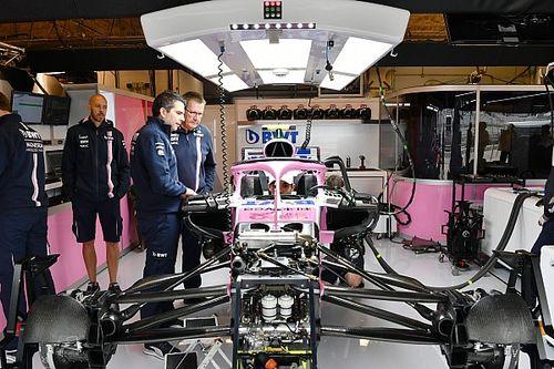 Pérez pede reforços no setor de aerodinâmica da Force India
