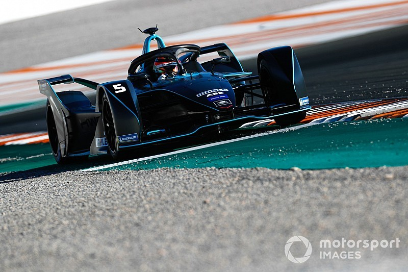 "Vandoorne ""would've liked more preparation"" for Formula E debut"