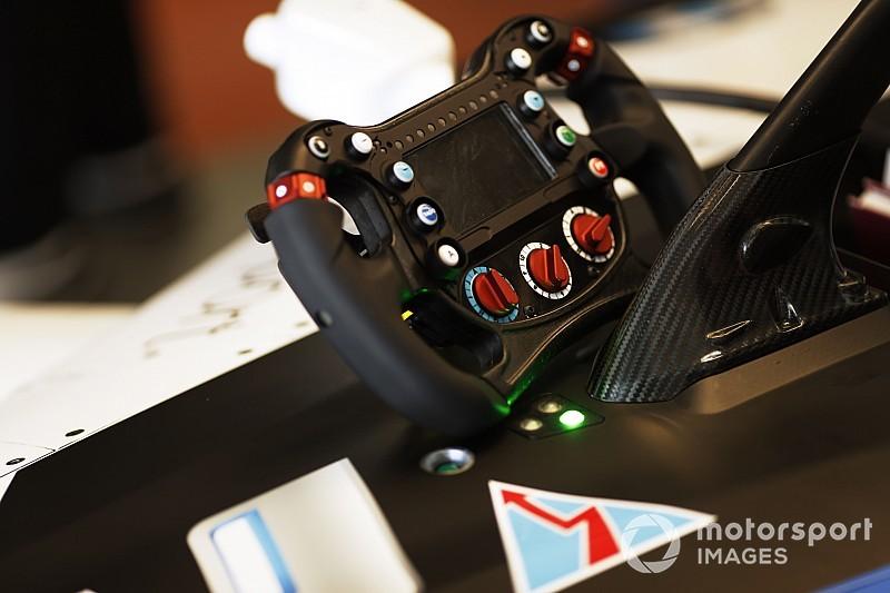 VÍDEO: Conheça os detalhes de como funciona um volante da Fórmula E