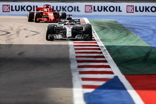 Mercedes-Bummeltempo: Das muss Ferrari Angst machen!