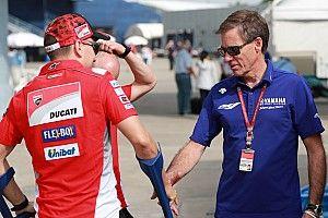 """Jarvis: """"In Yamaha non c'è posto per Lorenzo, chissà in Ducati"""""""