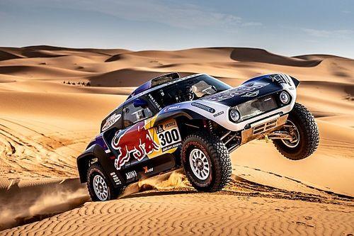 Así es el nuevo buggy MINI X-Raid de Carlos Sainz y Lucas Cruz