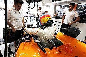 """Alonso: """"Esperemos que llegue la lluvia a Suzuka"""""""