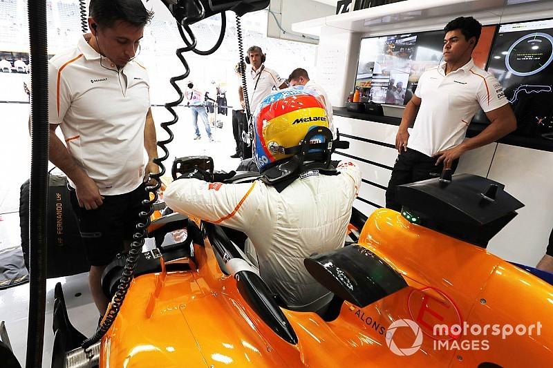 Alonso torce pela chegada da chuva a Suzuka