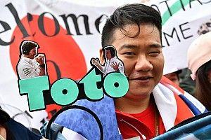 За кого болеют фанаты Ф1 в Японии? Да за всех! Посмотрите сами