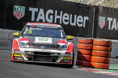 Wuhan WTCR: Bennani scores first win of 2018 in Race 2