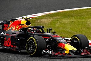 "Verstappen did not enjoy ""one lap"" of Suzuka practice"