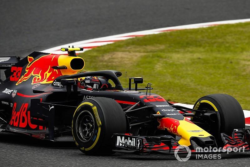 """Verstappen: sexta no Japão foi """"uma das piores da temporada"""""""