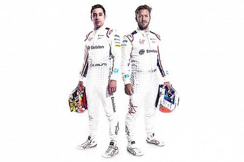 Robin Frijns-Sam Bird, la nuova coppia della Envision Virgin Racing