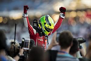 La carrera de Mick Schumacher en imágenes