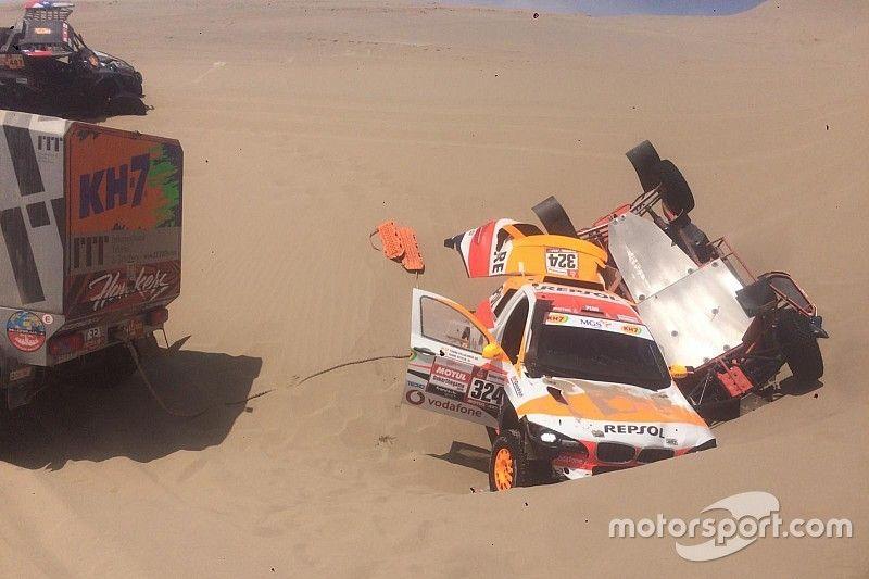 Vídeo: la inesperada aventura de Isidre Esteve y los chicos del camión de KH-7