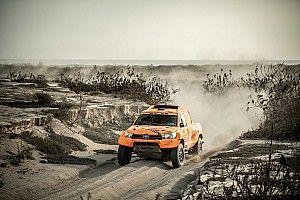 Veel Nederlandse uitvallers tijdens zesde dag Dakar Rally
