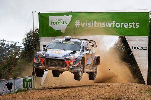 Австралийские пожары почти лишили Toyota шансов на титул в WRC