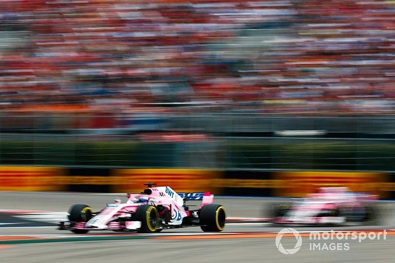 Não tinha ritmo para superar Magnussen, admite Pérez