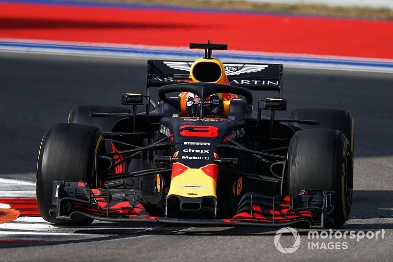 Ricciardo és a törmelék: 30 pontot bukott a leszorítóerőben