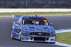 Penske sets date for 2019 Supercars Mustang launch