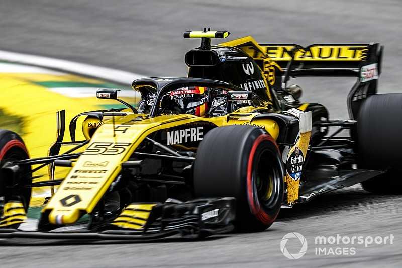 Interview Sainz - 12 mois chez Renault en 3 questions