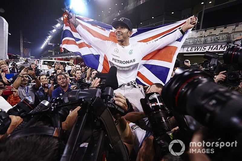Formel-1-Statistik: Hamilton dominiert Hybrid-Ära seit 2014