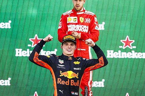 Verstappen admet avoir surpiloté en début de saison
