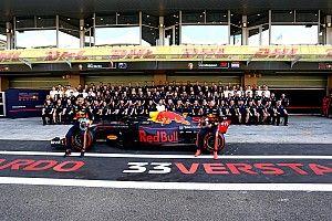 """Verstappen diz que Newey está """"muito envolvido"""" com novo Red Bull"""