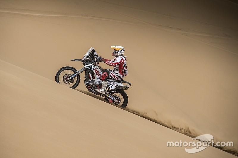 Dakar 2019, Stage 7: Both Hero riders inside top 15