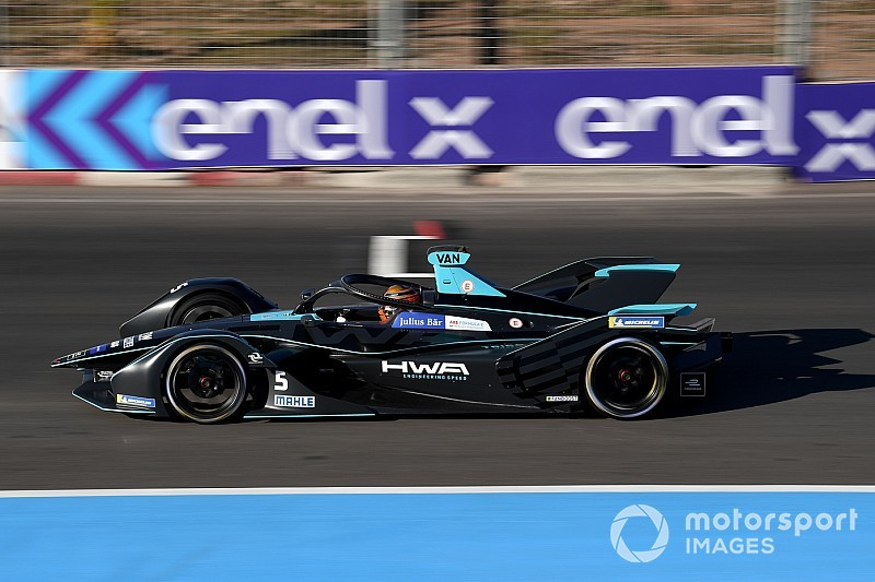 HWA Formula E squad fined for breaking curfew