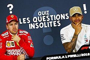 Quiz - Saurez-vous répondre à ces questions insolites ?