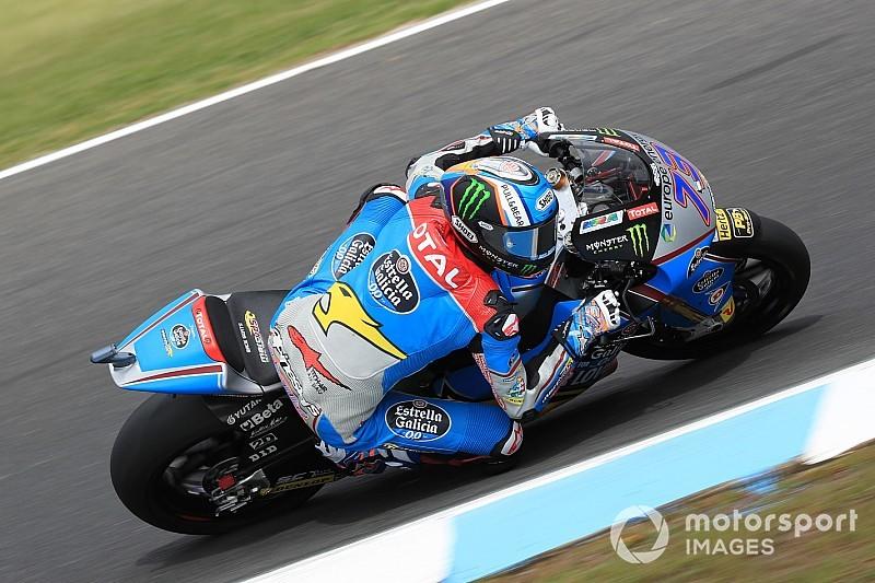 Moto2 Sepang: Marquez domineert vrijdagtrainingen