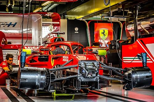 Formel-1-Technik 2018: Wie Ferrari erneut einen Vorsprung verspielte