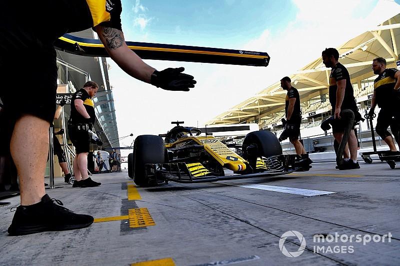 A Renault csalódott, hogy a Mercedes és a Ferrari ennyivel jobb, mint ők