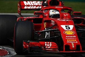 Ferrari ne cache pas son jeu, révèle Vettel
