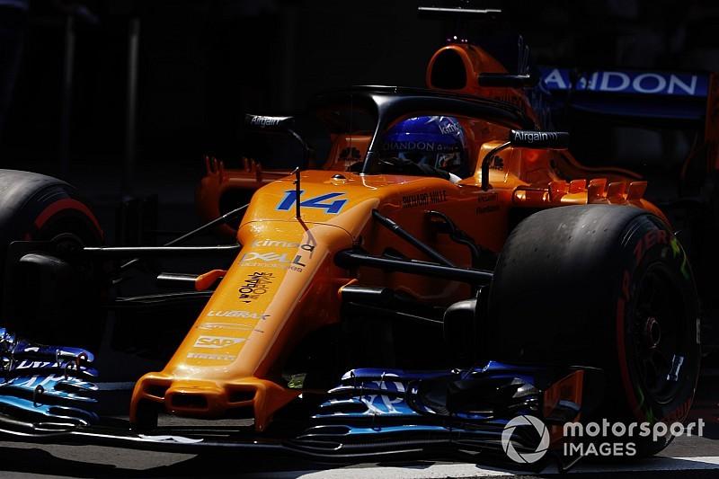 Nem eldöntött Alonso tesztje a 2019-es McLarennel