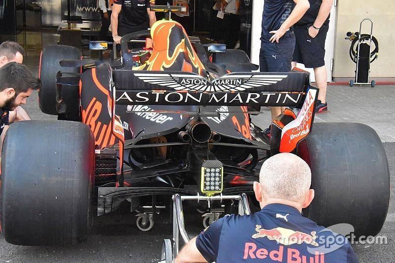 GP van Mexico: De laatste tech updates, rechtstreeks uit de paddock