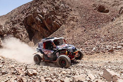 Chile se acerca a un 1-2 en el Rally Dakar tras la octava etapa