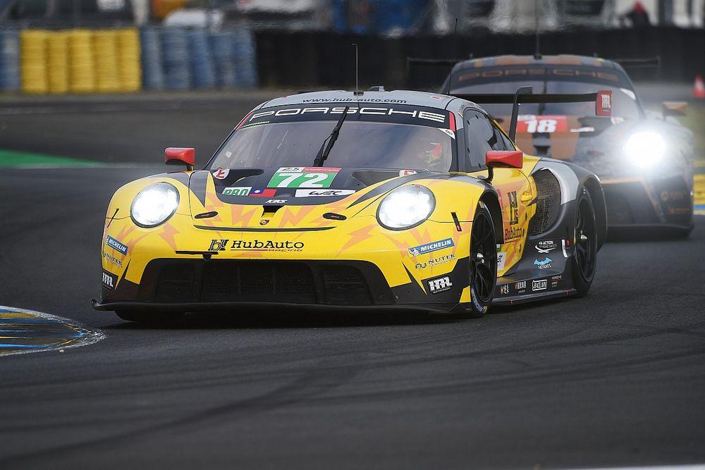 """Vanthoor hails """"lap of my life"""" after shock Le Mans GTE Pro pole"""