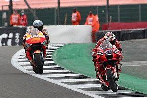 A qué hora es la carrera de MotoGP en Silverstone y cómo verla