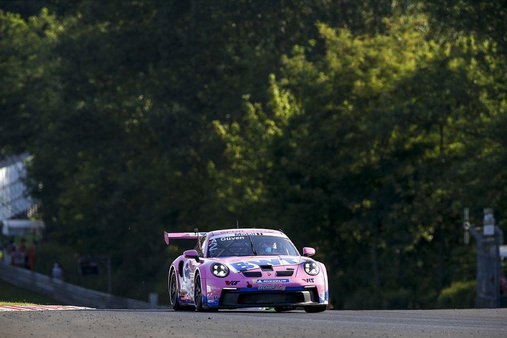 Porsche Supercup Macaristan: Klein pole'de, Ayhancan 5. oldu