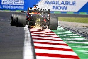 F1-update: Verstappen zoekt goede balans, Mercedes sneert naar Red Bull