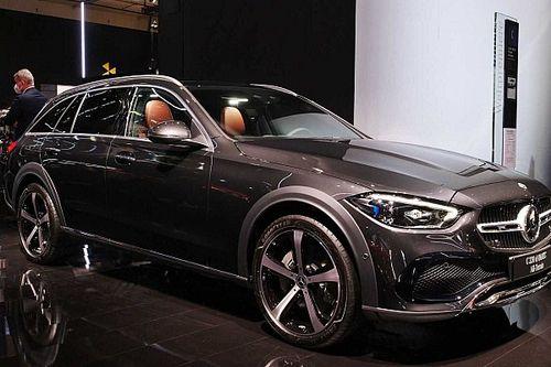 Újabb Mercedes-bemutató, ezúttal a C-osztály All Terrain változatáról hullt le a lepel