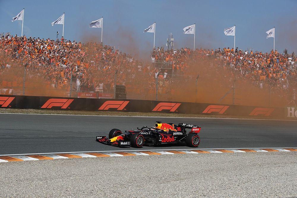 Verstappen n'a pas tremblé malgré les attentes de ses fans