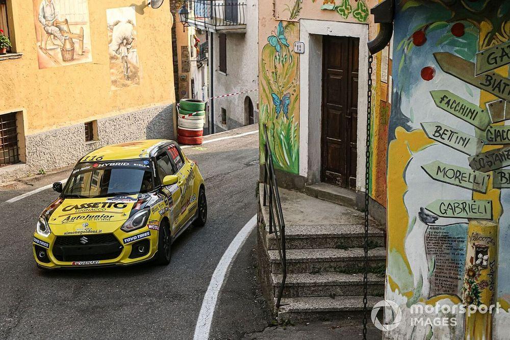Il Rally Due Valli attende i protagonisti della Suzuki Rally Cup
