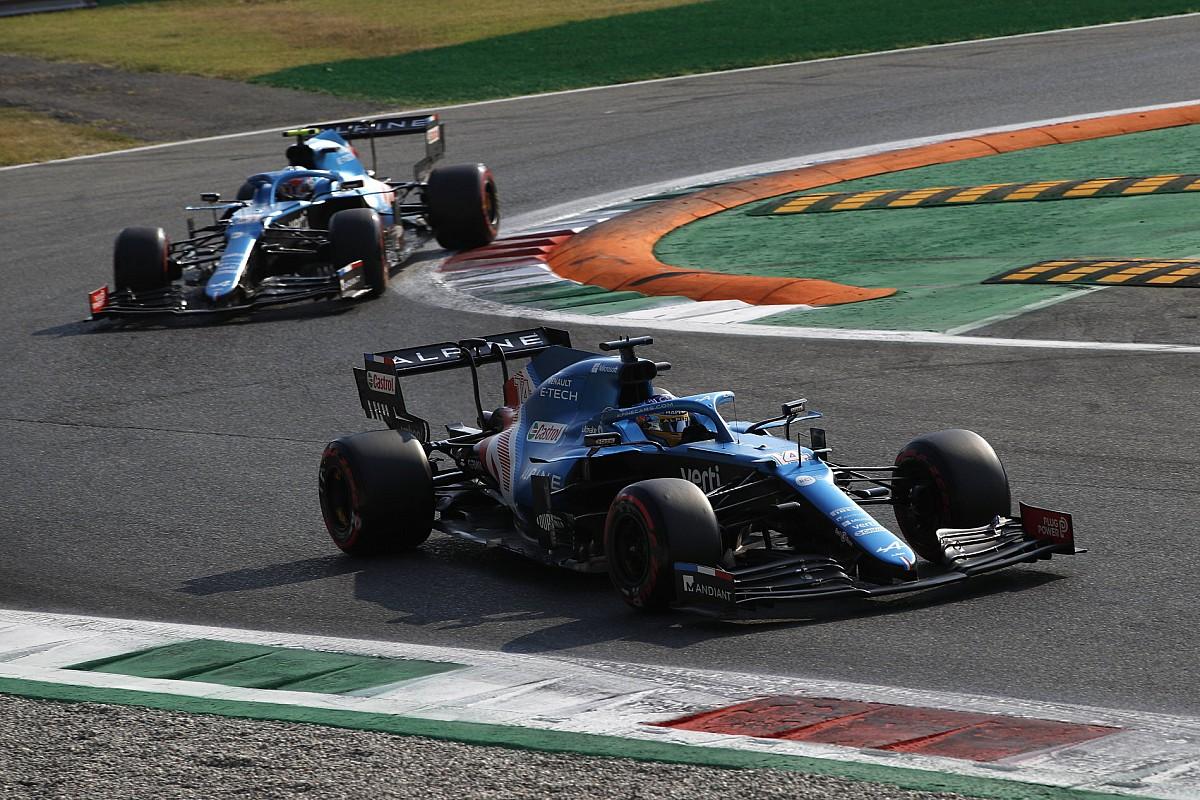 Laatste Formule1 Nieuws Alpine F1 Team