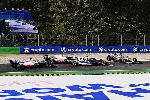 Fotogallery F1: la Sprint Qualifying del GP d'Italia