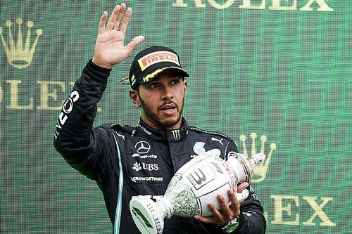 Hamilton sospecha que fatiga en Hungría sería consecuencia del COVID