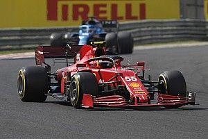 Ferrari Tak Masalah Carlos Sainz Pertanyakan Strategi GP Hungaria