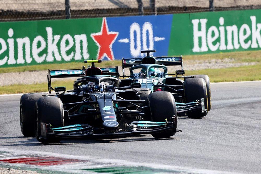 """""""Mercedes, motor gücünü sonuna kadar açacak"""""""